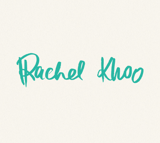 New website for Rachel Khoo
