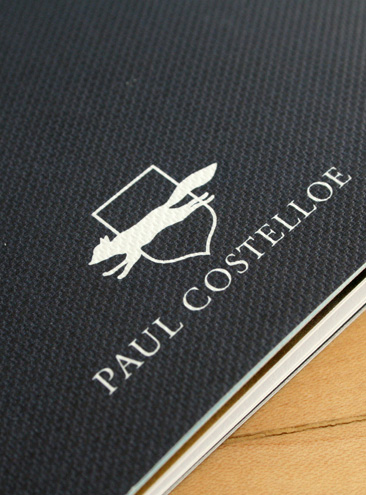 Paul Costelloe Brand Book